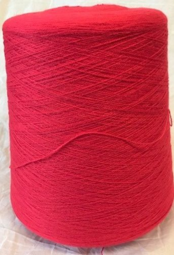 High Bulk Yarn 2/28s - Strawberry - 1300g